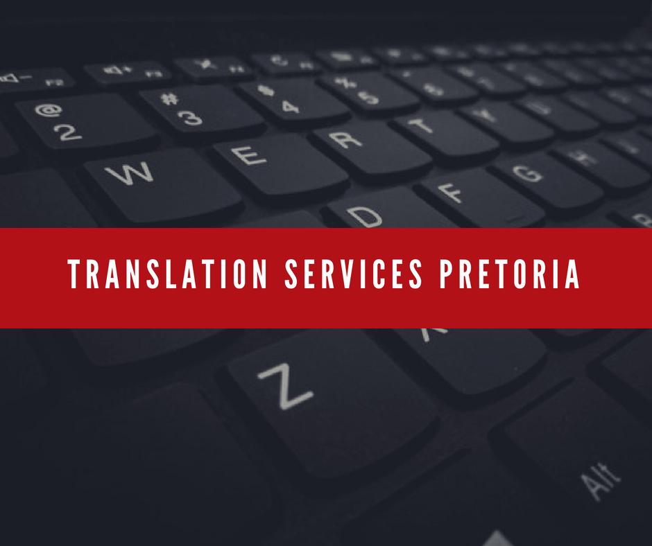 translation services in pretoria