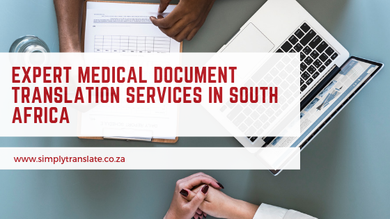 medical translation services in south africa